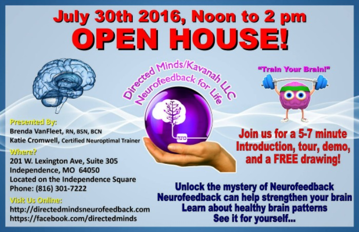 Directed Minds Open House