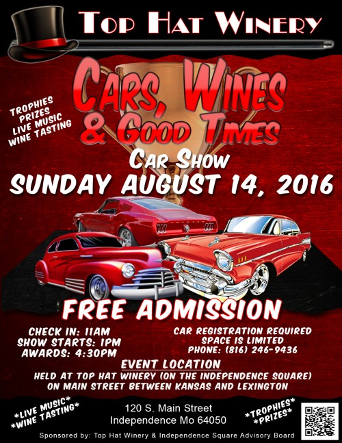 CarShow-Top Hat Winery